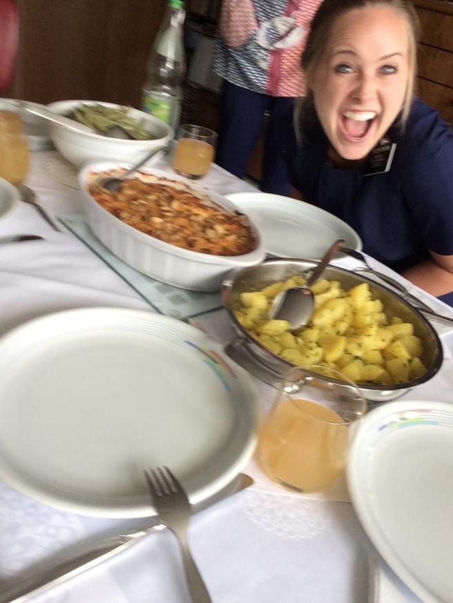 Dinner at Schwester Küntze