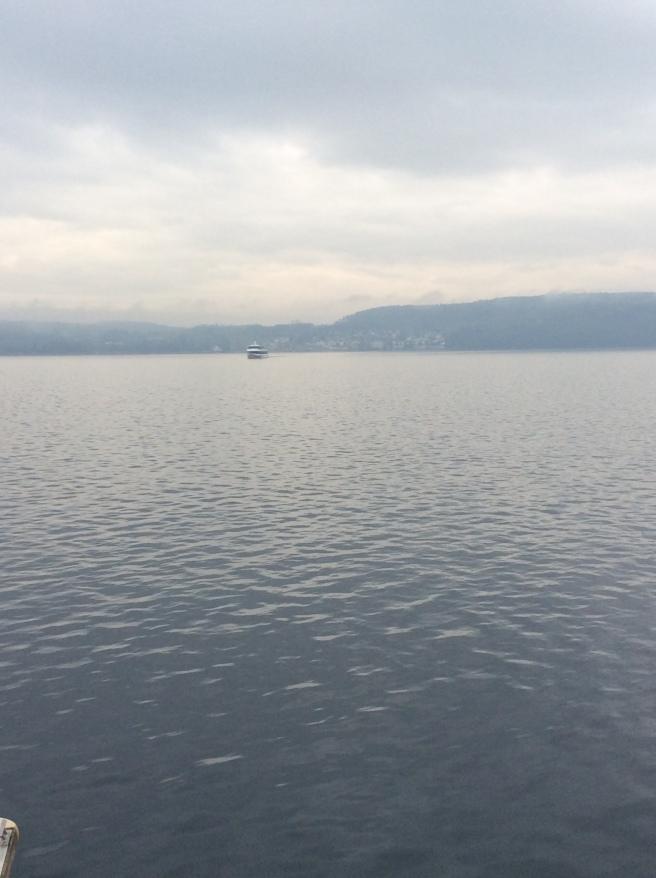 Bodensee in Überlingen