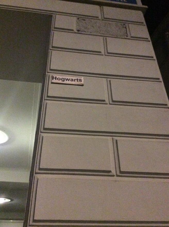 I found Hogwarts!!!
