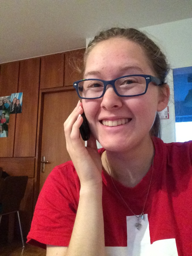 Transfer call--Megan's Training!!