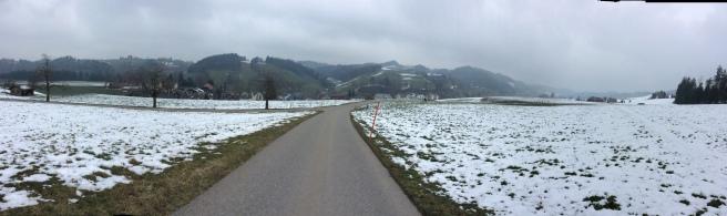 Winter Wonderland in Switzerland