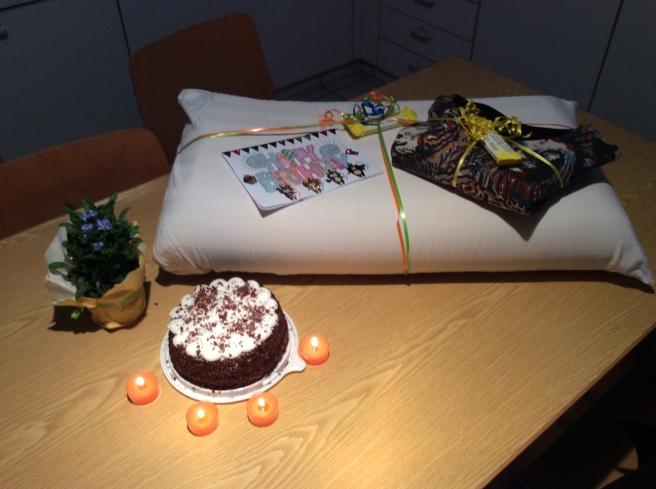 """Celebrating Elder Bakewell's """"birthday"""""""