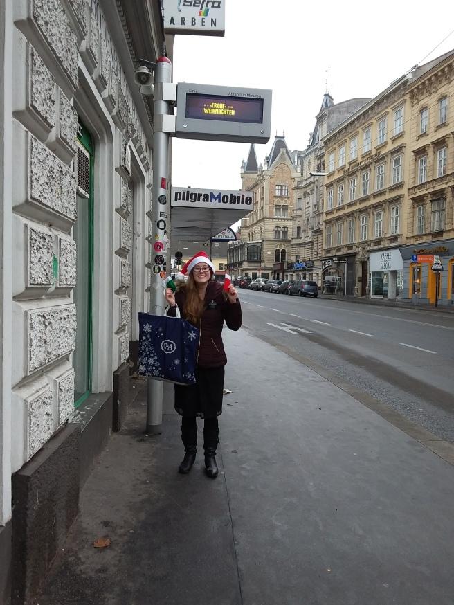 Frohe Weihnachten from Wien!