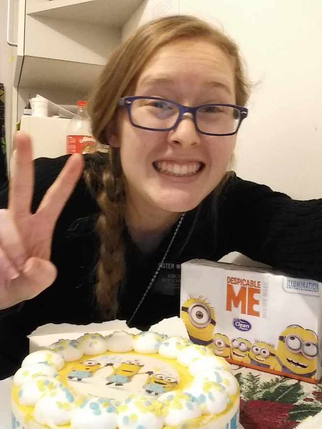 Peace out to all you other Minion lovers :D