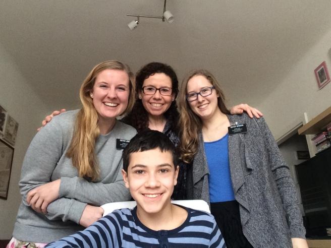 Familie Strobl <3
