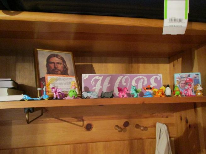 Megan's Kinder Egg Toys