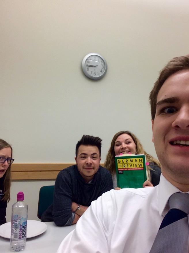 German Studies with Ben