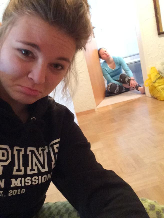 Megan's sick day
